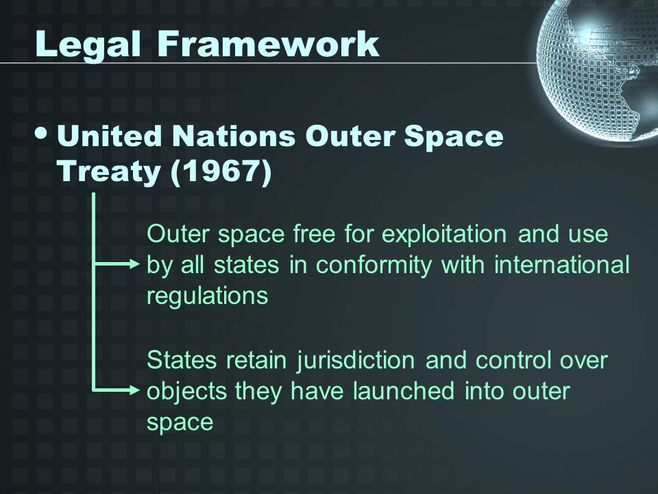 Equitable Access Plan Procedure Congestion of the GSO Frequency / orbital position plans Guarantee for equitable access to the spectrum / orbital resources – Spectrum set aside for future use by all countries – Predetermined orbital position & frequency spectrum