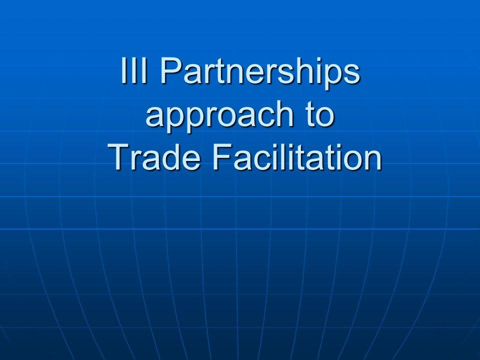 Partnership because various dimensions