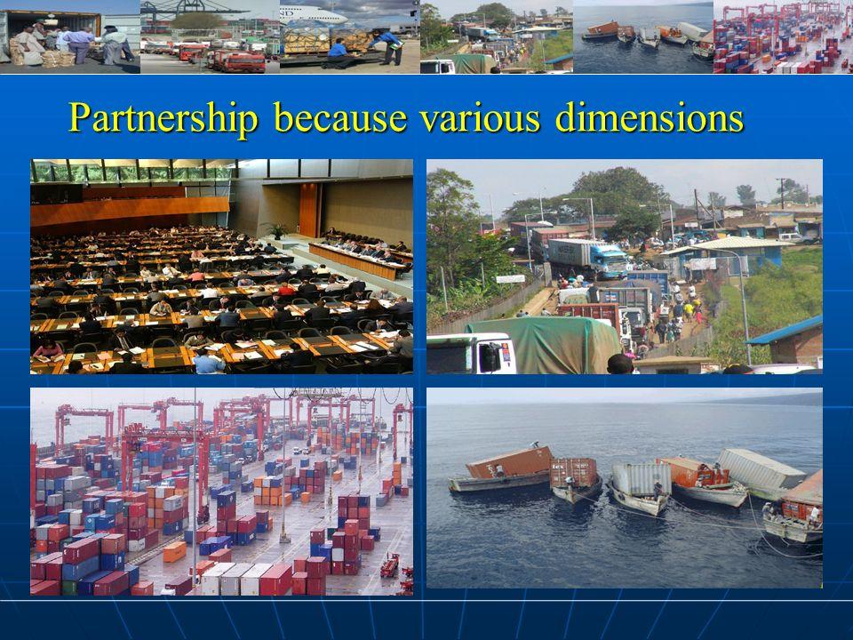 Partnership to mainstream trade facilitation in trade policy.
