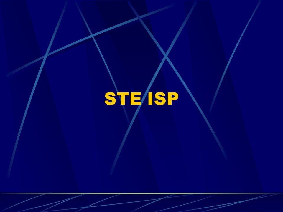 STE ISP