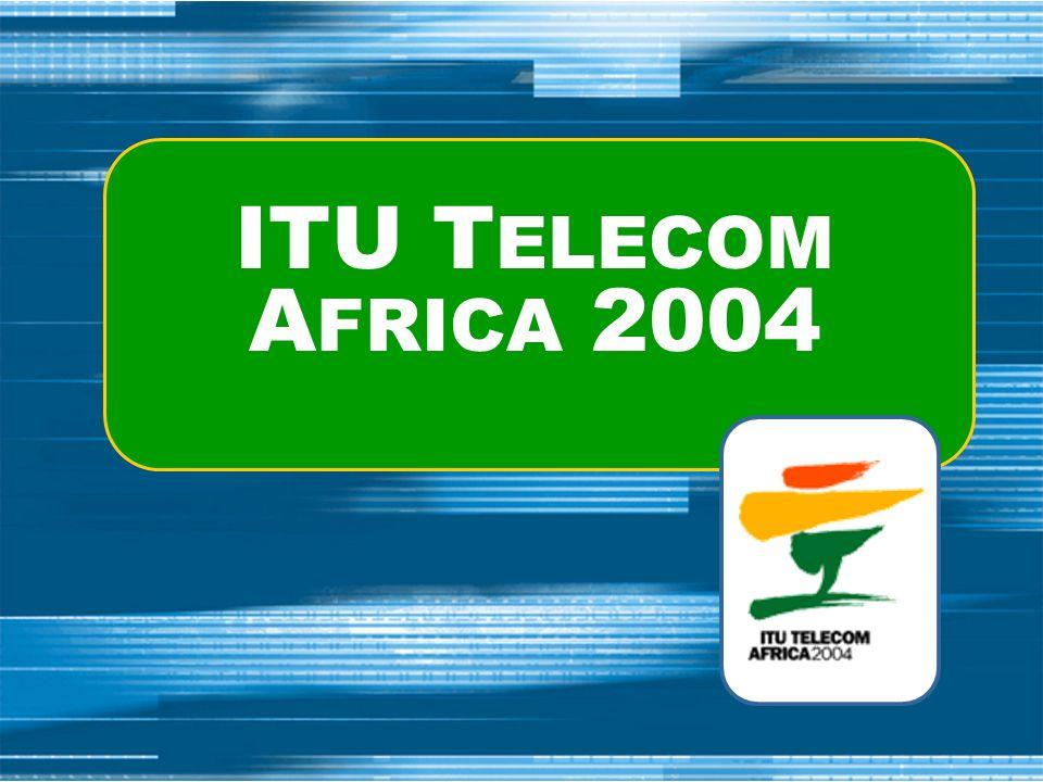 ITU T ELECOM A FRICA 2004