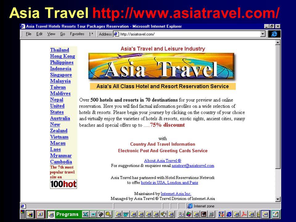 Asia Travel http://www.asiatravel.com/