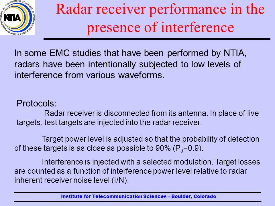 M.1177 radar meas. front-end