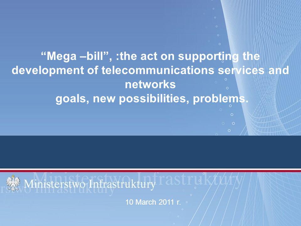 Agenda 2 Way forward Goals Mega-Bill