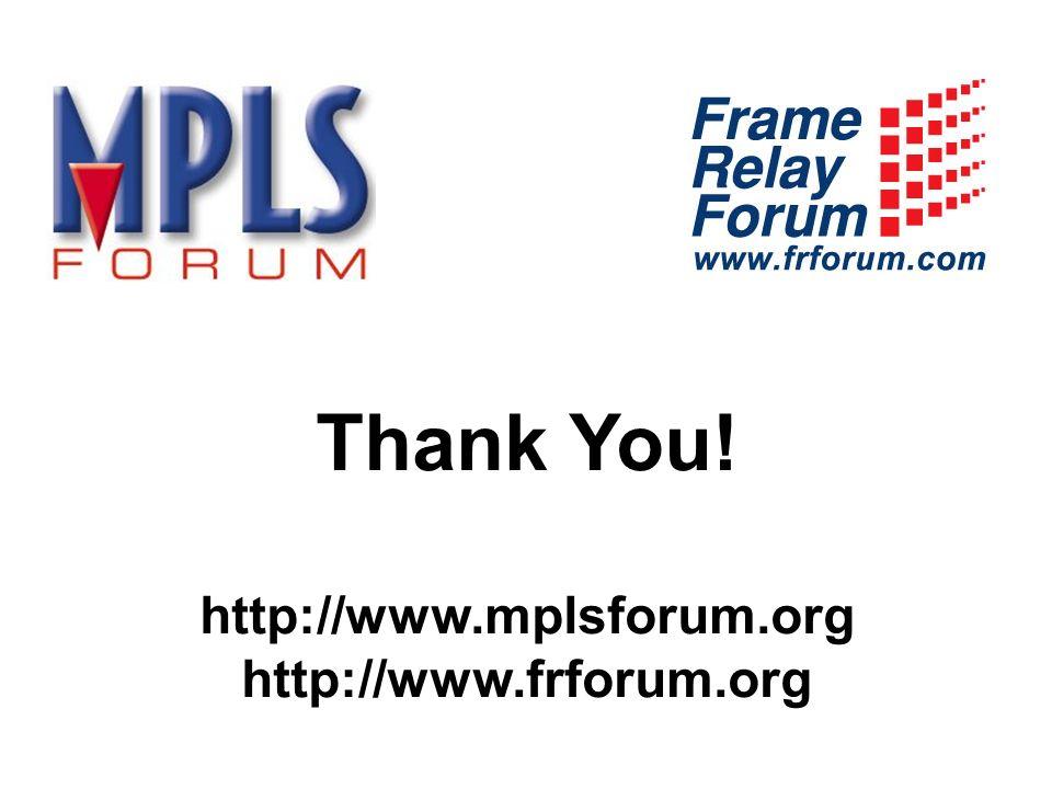 Thank You! http://www.mplsforum.org http://www.frforum.org