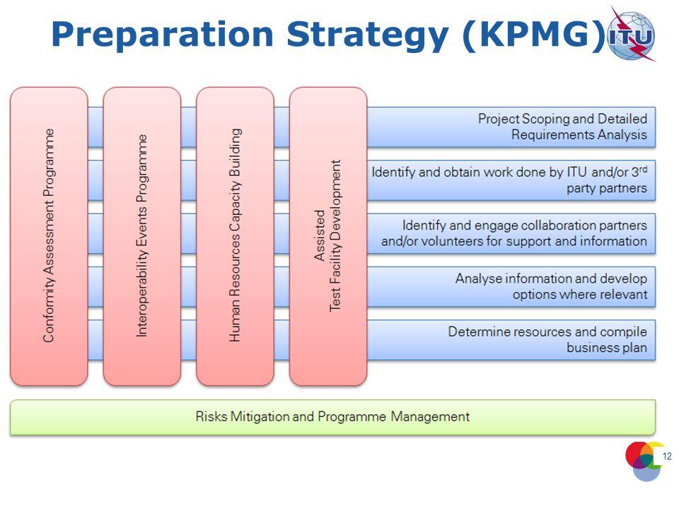 Preparation Strategy (KPMG) 12