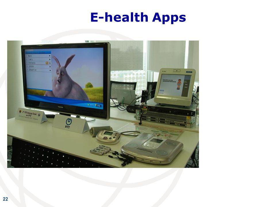 E-health Apps 22