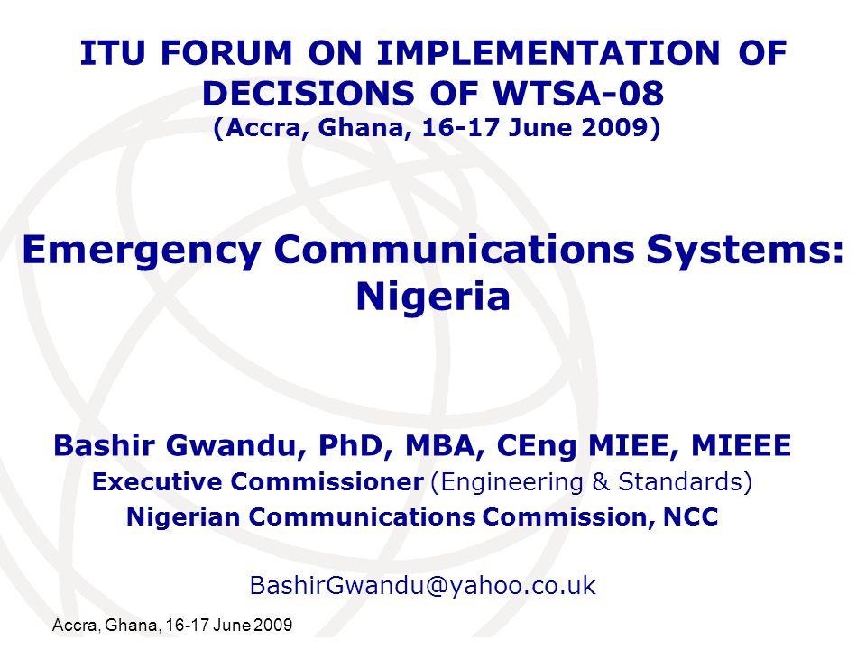 International Telecommunication Union Pipeline Explosion Ilado, May 12, 2006.