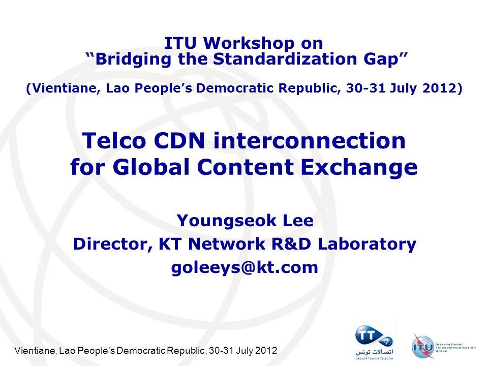 12 Why Telco CDN interconnection .