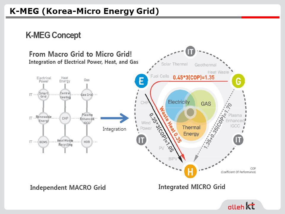 K-MEG (Korea-Micro Energy Grid)