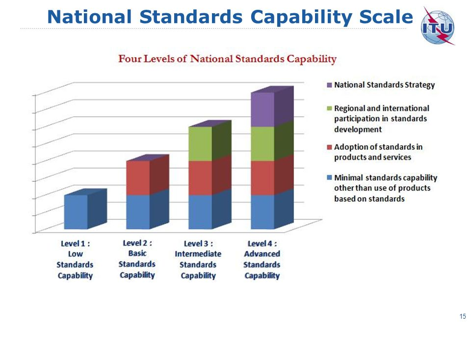 National Standards Capability Scale 15
