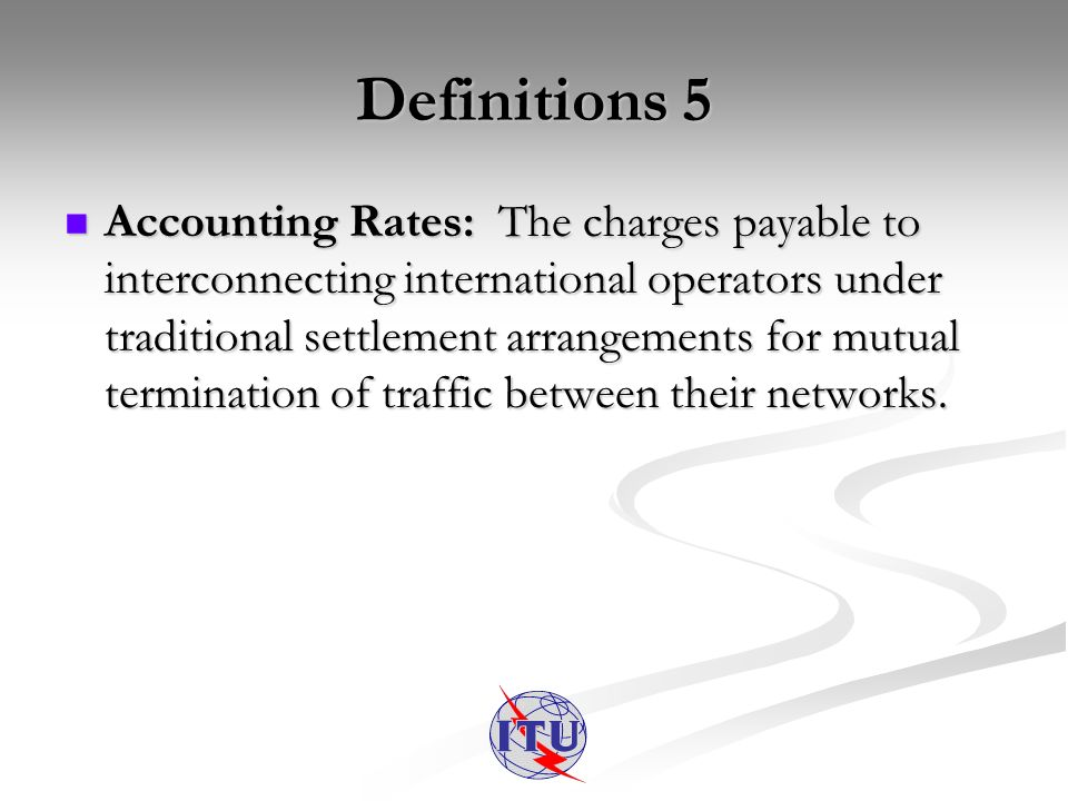 Rate of Return Regulation A rules-based form of price regulation designed to balance an operators total revenues against its total costs A rules-based form of price regulation designed to balance an operators total revenues against its total costs Provides an operator some certainty of meeting its revenue requirement on an ongoing basis Provides an operator some certainty of meeting its revenue requirement on an ongoing basis ROR regulation does not support the efficiency objectives of price regulation as effectively as other forms of price regulation ROR regulation does not support the efficiency objectives of price regulation as effectively as other forms of price regulation