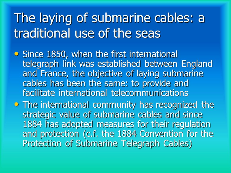 It has to be recalled that under Article 258 of UNCLOS, the deployment and use of any type of scientific research installations or equipment in any area of the marine environment shall be subject to the same conditions as are prescribed in this Convention for the conduct of marine scientific research It has to be recalled that under Article 258 of UNCLOS, the deployment and use of any type of scientific research installations or equipment in any area of the marine environment shall be subject to the same conditions as are prescribed in this Convention for the conduct of marine scientific research