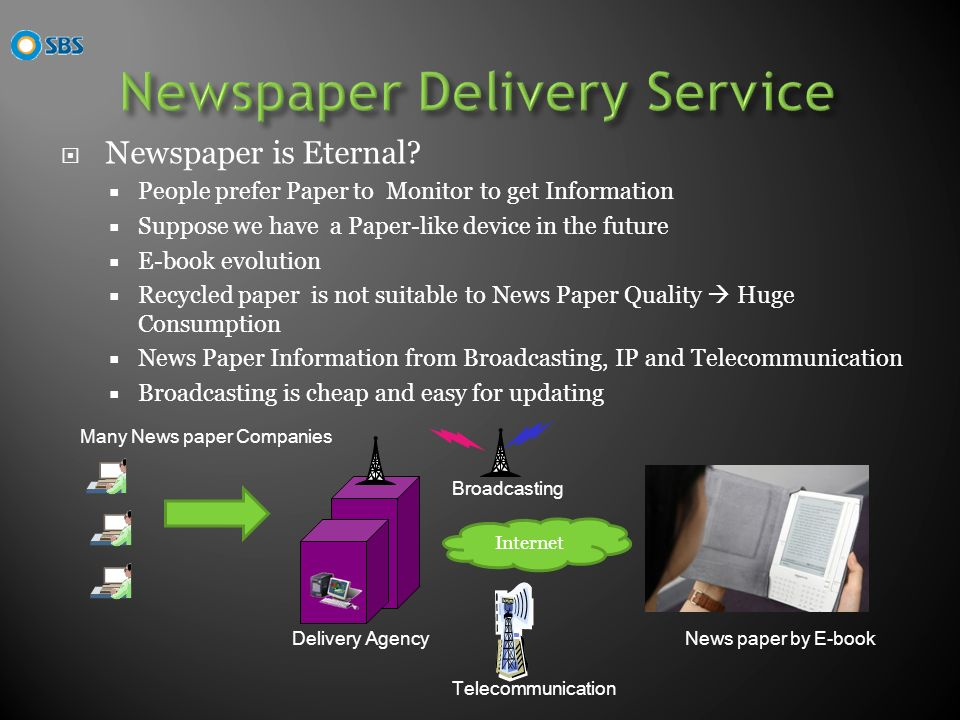 Newspaper is Eternal.