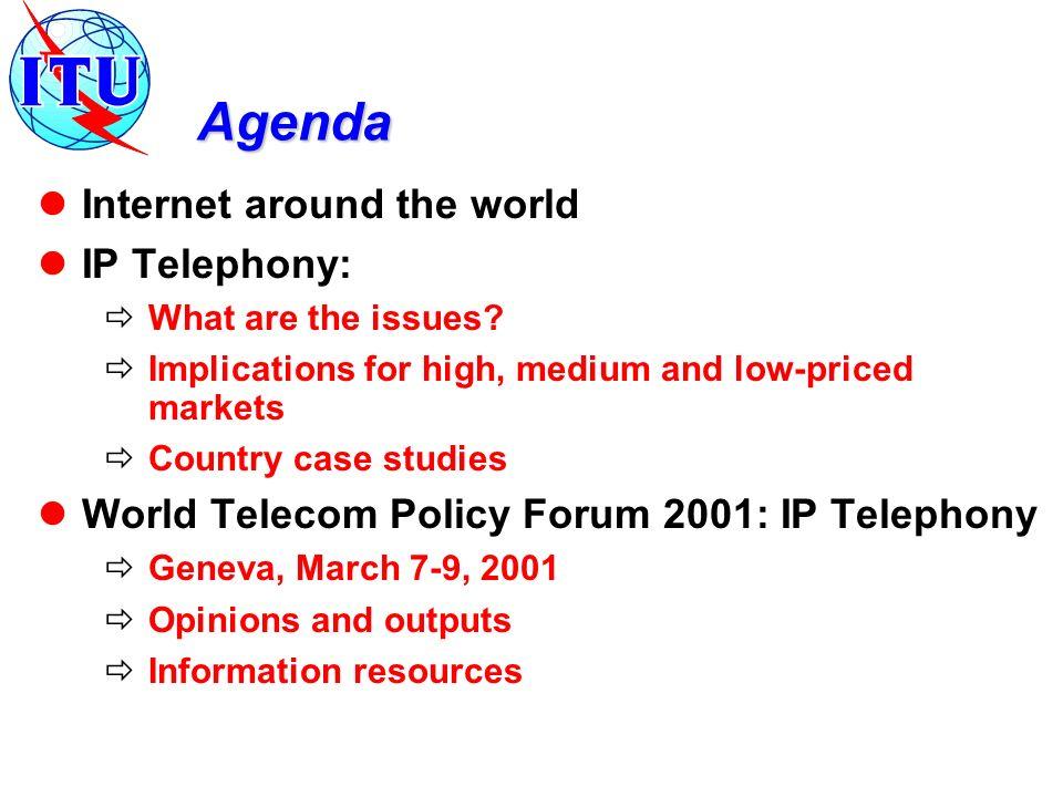 Source: ITU, adapted from Internet Software Consortium.