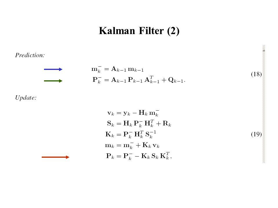 Kalman Filter (2)