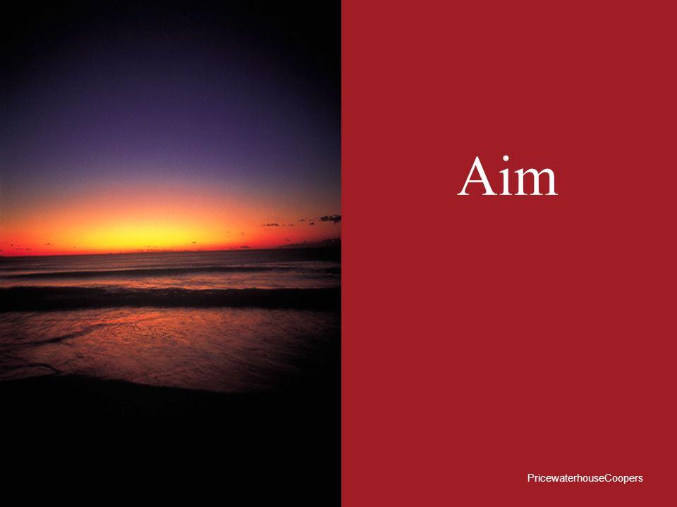 Aim PricewaterhouseCoopers