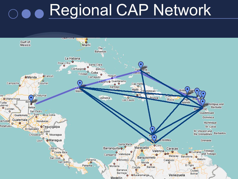 Regional CAP Network