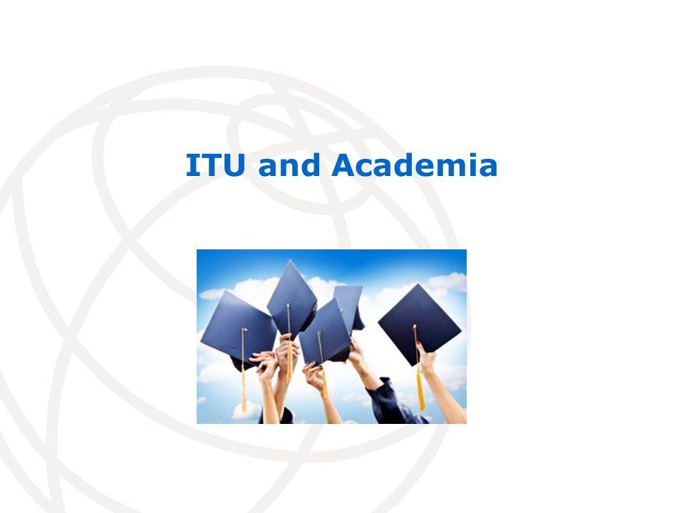 ITU and Academia