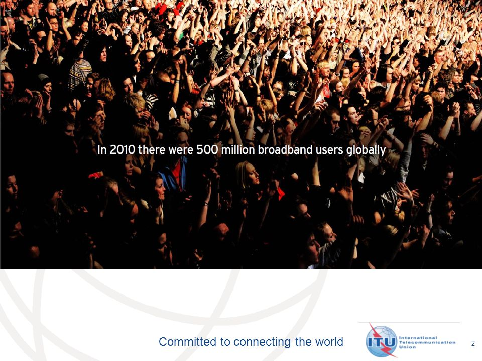 Committed to connecting the world 2