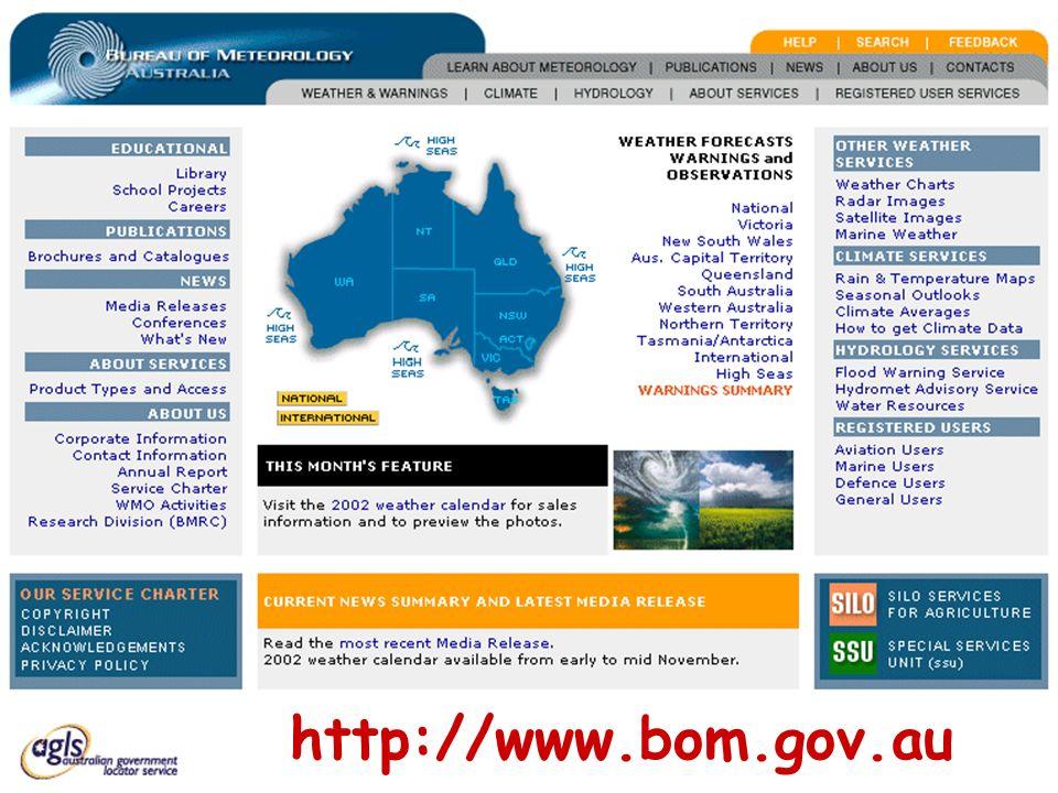 http://www.bom.gov.au