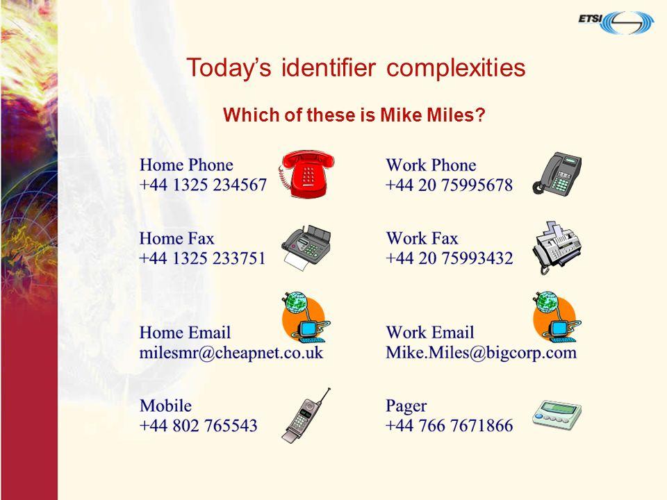 Simplified UCI operation = registration association