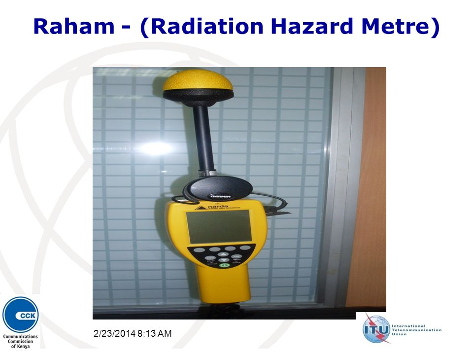 Raham - (Radiation Hazard Metre) 2/23/2014 8:15 AM 35