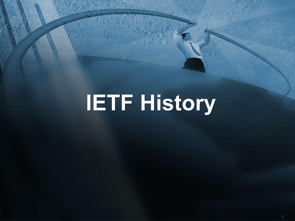 3ITU Telecom 993 IETF History