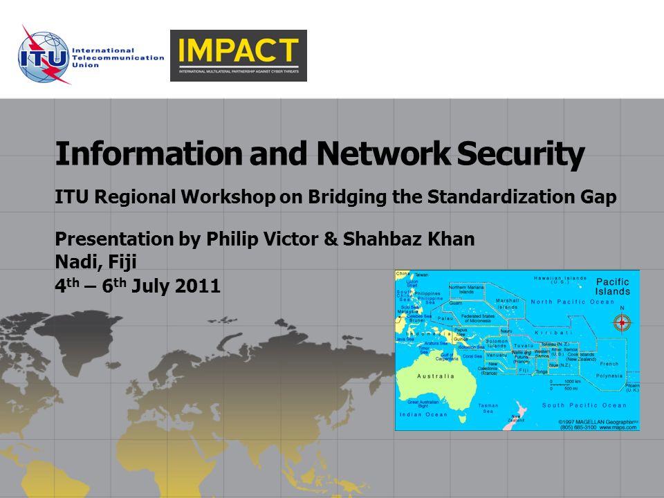 About ITU-IMPACT