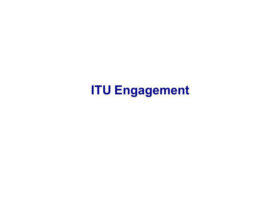 ITU Engagement
