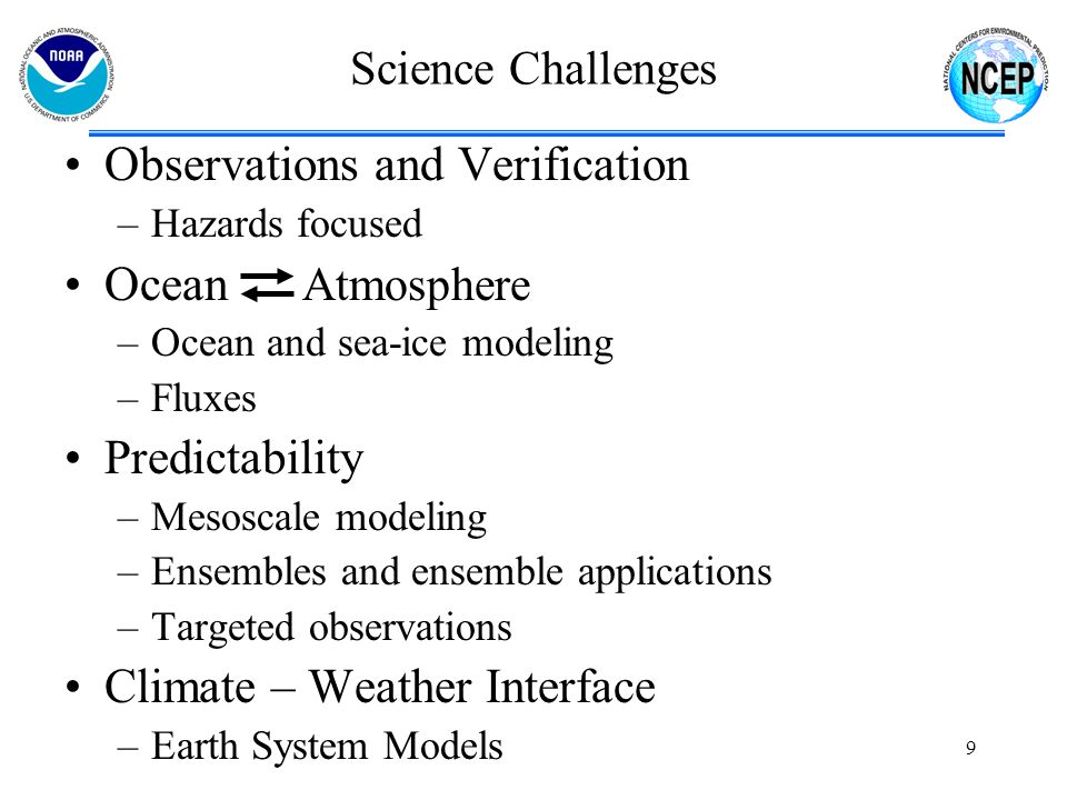10 Observations and Verification Limited conventional surface / upper air Majority are remotely sensed Harsh environment Need hazard-focused obs ( blowing snow, high winds, ice character, orographic precipitation ) Global RawinsondesMarine Obs -- 12 Hour Total Aircraft Wind/Temp Reports Polar Satellite Radiances (just 2 sat) Drift Winds from Geostationary Satellites DMSP Imager – Sfc winds/PW Improved Polar observations Improved prediction and applications