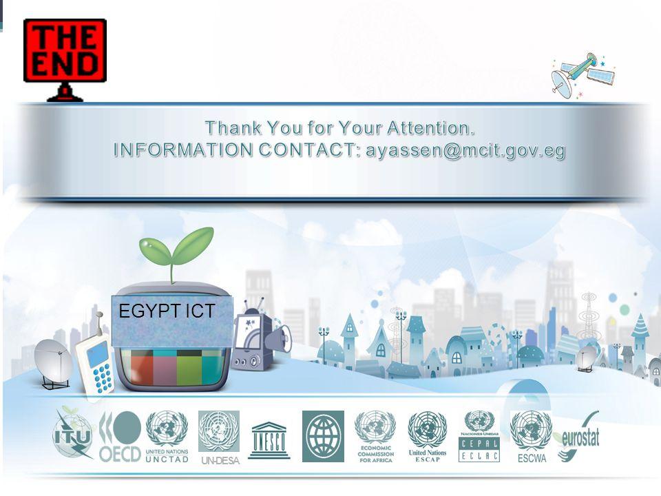 EGYPT ICT UN-DESA
