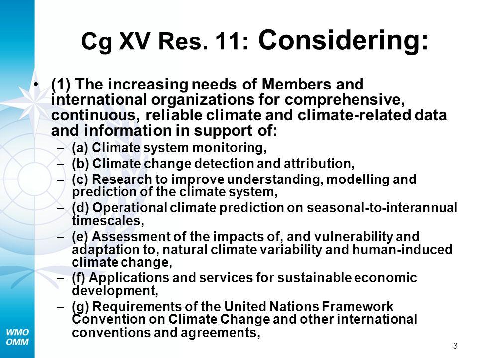 3 Cg XV Res.