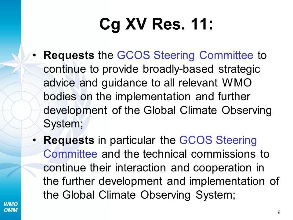 9 Cg XV Res.
