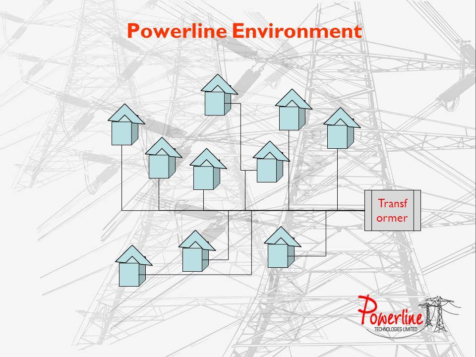 Powerline Environment Transf ormer