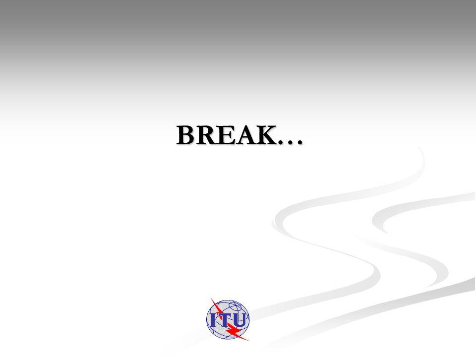 BREAK…