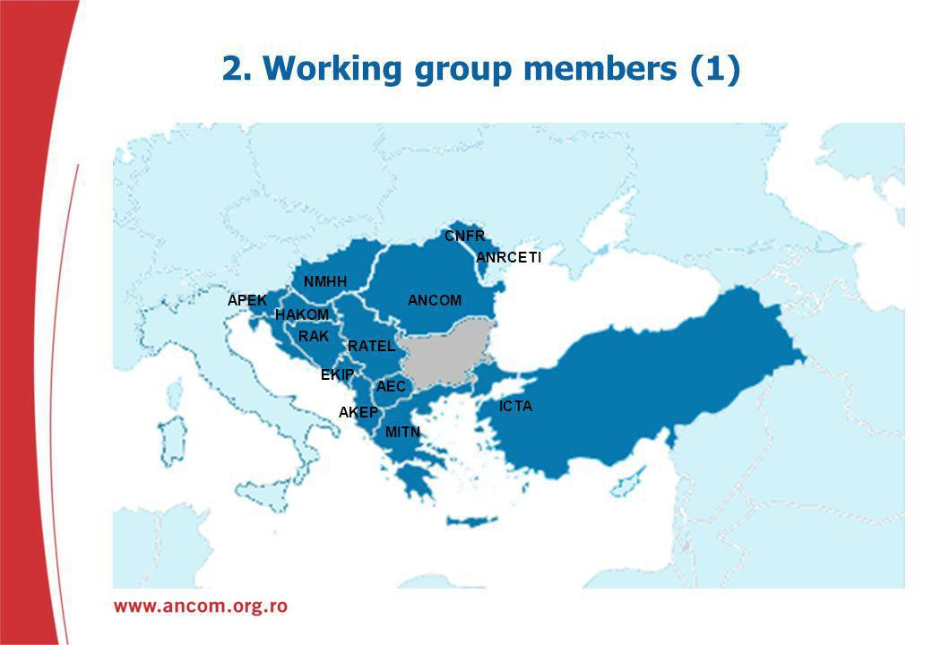 4. www.CEERegionalWorkingGroup.net Member Authorities/Countries (8)