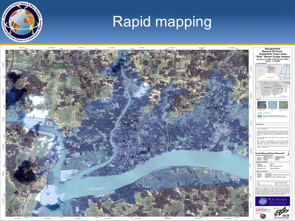 Rapid mapping