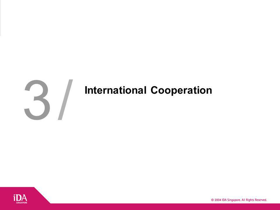 3 /3 / International Cooperation