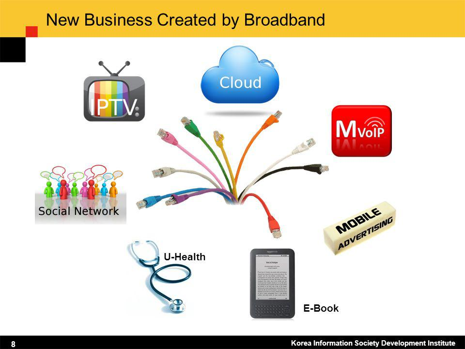 Korea Information Society Development Institute 8 New Business Created by Broadband U-Health E-Book