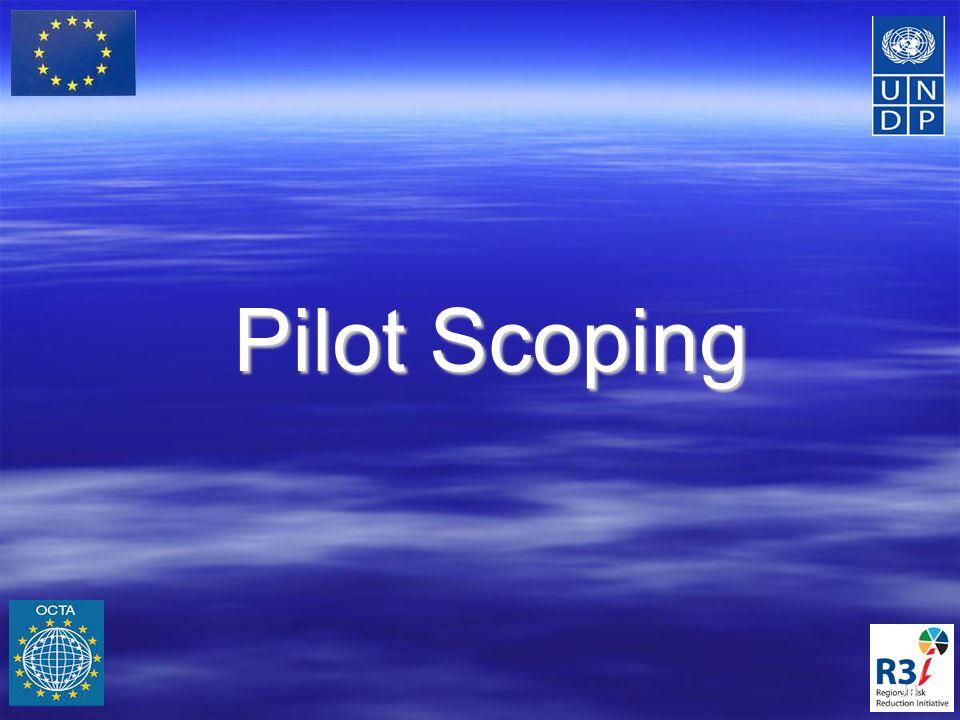 34 Pilot Scoping