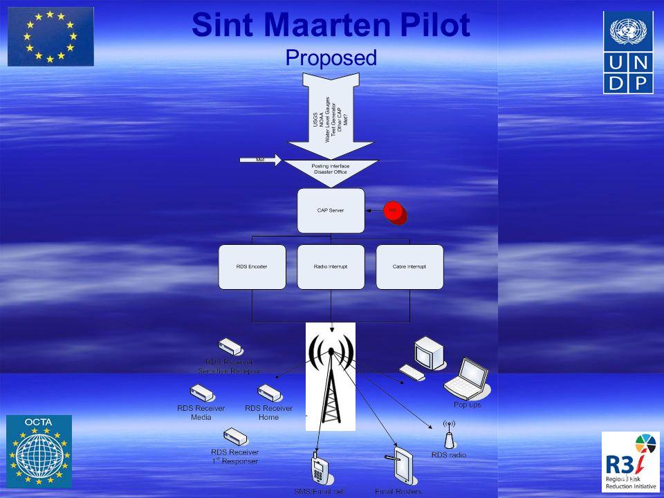 45 Sint Maarten Pilot Proposed