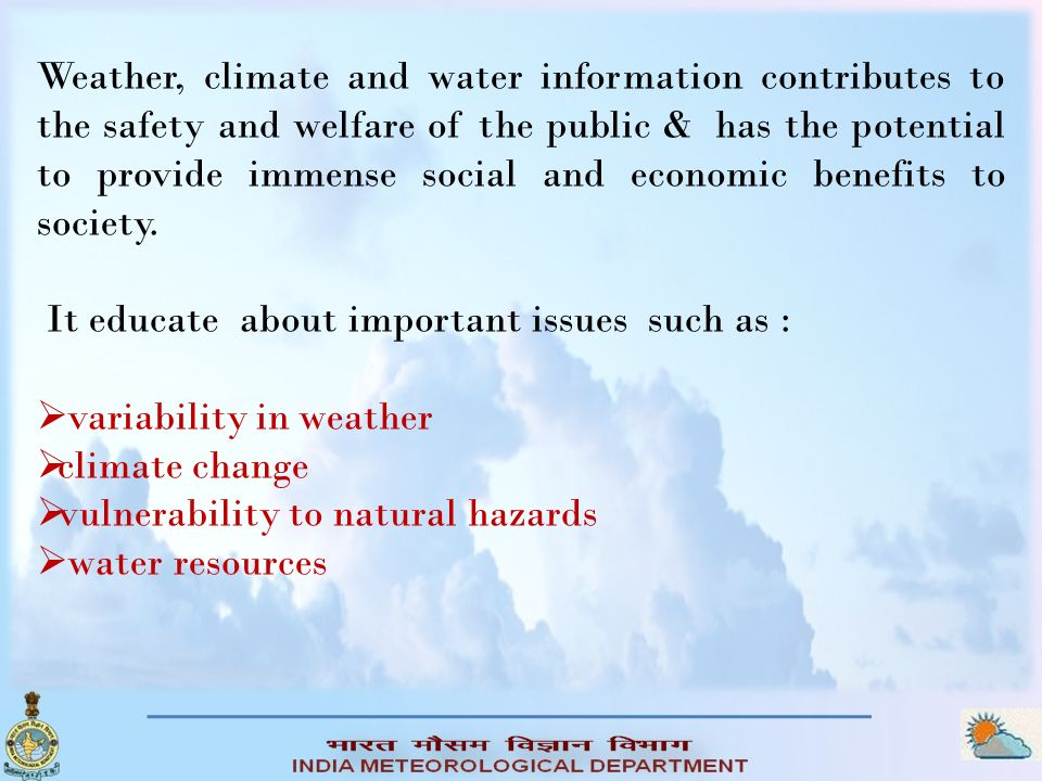 The Indian situation Groundwater is the major source of water in the country with 85% of the population dependent.