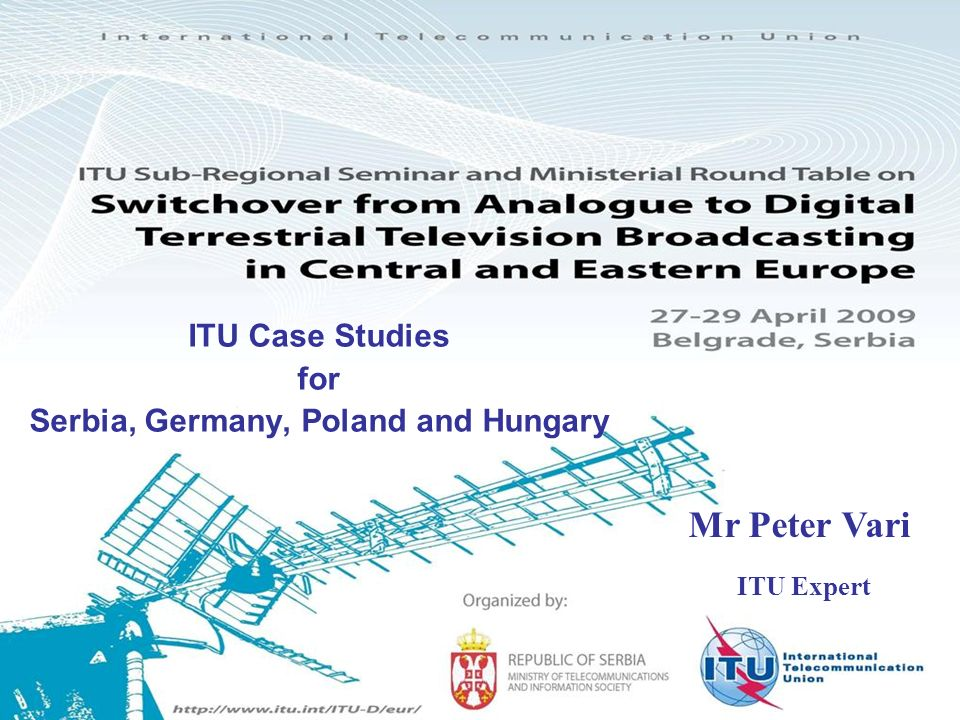 12 Terrestrial broadcasters in Poland