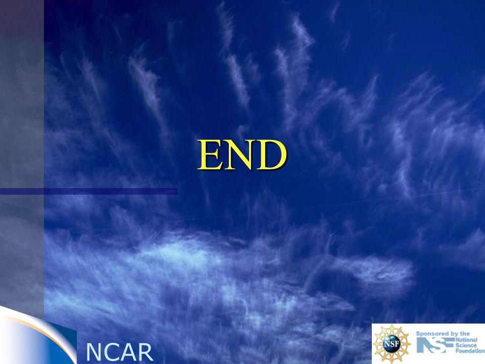 NCAR END