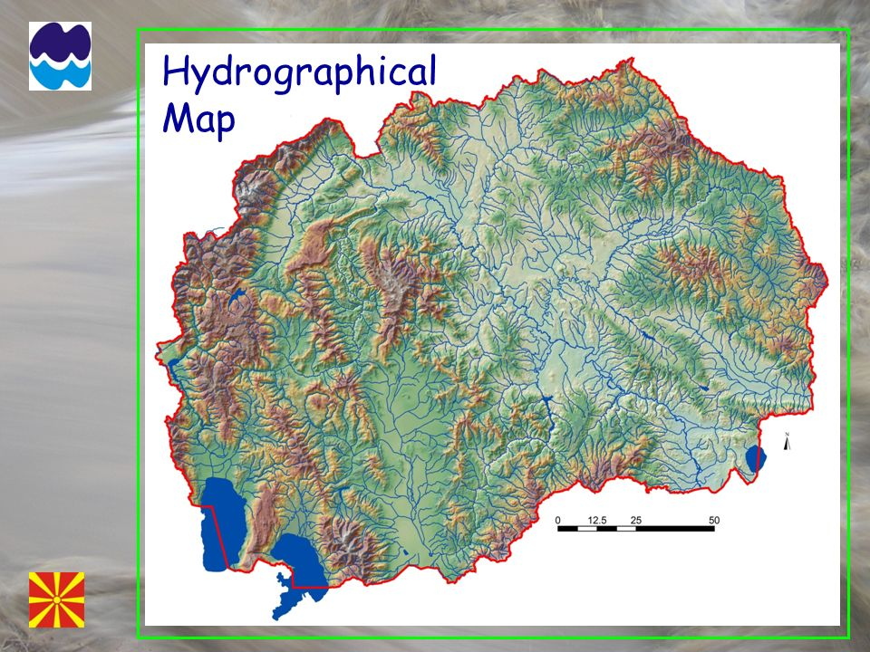 Hydrographical Map