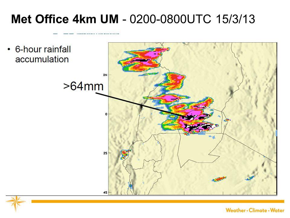 Met Office 4km UM - 0200-0800UTC 15/3/13