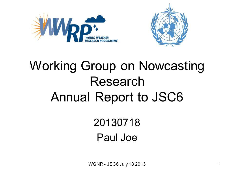 WGNR - JSC6 July 18 201342 Re-Organization JONAS + WGNR WGNR + WGMWFR