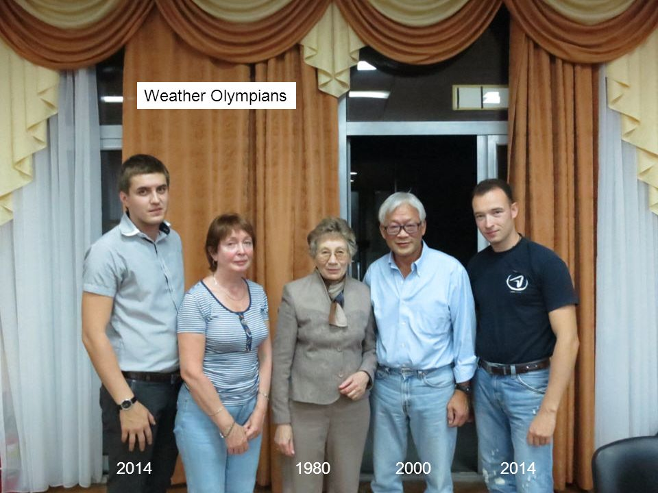 WGNR - JSC6 July 18 201314 Weather Olympians 2014 1980 2000 2014