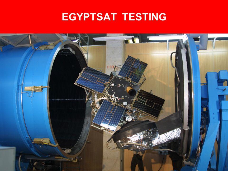 EGYPTSAT TESTING